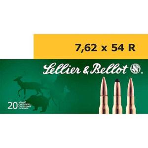 Kal. 7.62 x 54R Sellier & Bellot